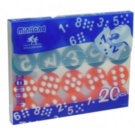 Stampile cu numere