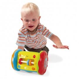 Cilindru cu activitati pentru bebelusi