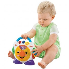CD player - Fisher Price (in limba romana)