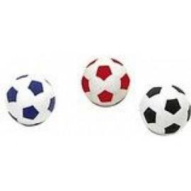 Radiera minge de fotbal plata