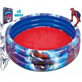 Piscina copii de plaja Spider Man - 152x30 cm