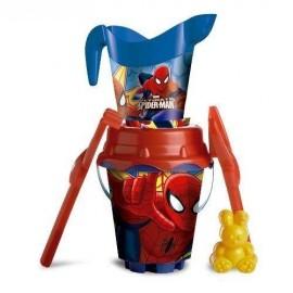 Set pentru nisip cu 5 piese - Spiderman