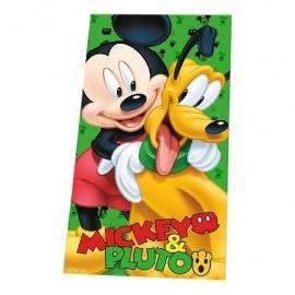 Prosop de plaja Disney Mickey si Pluto