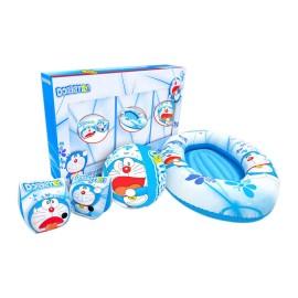 Set de plaja 3 piese - Doraemon