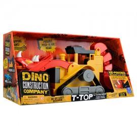 Dino-mobil - triceratops