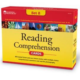 Carduri pentru intelegerea lecturii - set 2