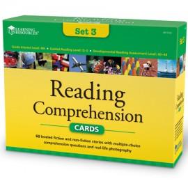 Carduri pentru intelegerea lecturii - set 3