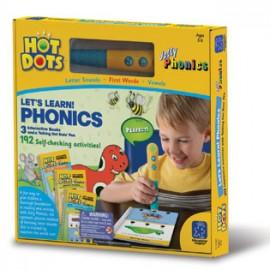 Carduri hot dots fonetica