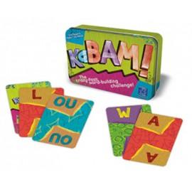 Joc de construit cuvinte kabam