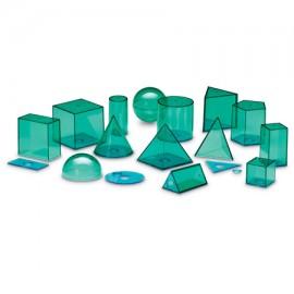Forme geometrice mari - set 14 buc