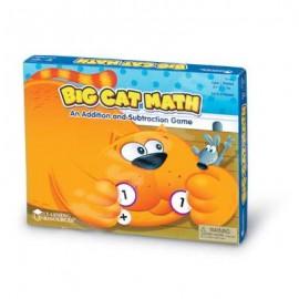 Joc de matematica pisica mare