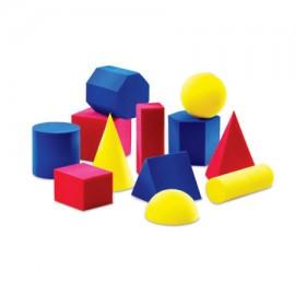 Set de forme geometrice din spuma