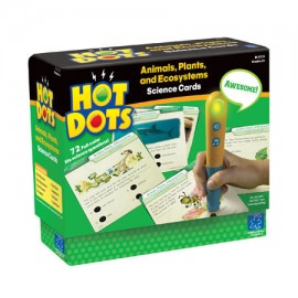 Carduri hot dots animale, plante si ecosisteme
