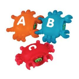 Jocul crabi cu litere