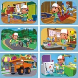Puzzle cubic - manny iscusitul
