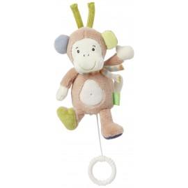Jucarie muzicala mini - maimutica