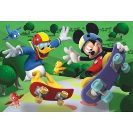 Puzzle - mickey mouse (24 piese)