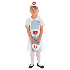 Costum De Carnaval - Asistenta Medicala