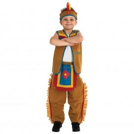 Costum de carnaval - indian