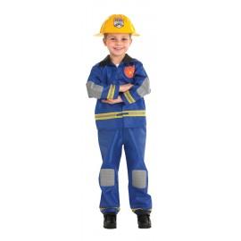 Costum de carnaval - pompier