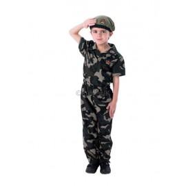 Costum de carnaval - soldat
