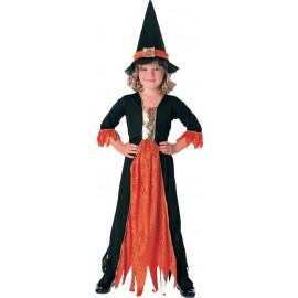Costum de carnaval - vrajitoare gotica