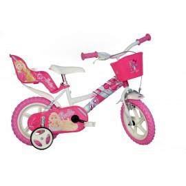 Bicicleta barbie - 126rl ba
