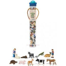 Tub figurine Animale domestice