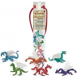 Tub figurine Dragoni