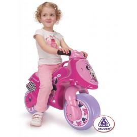 Motocicleta fara pedale Injusa Minnie (INJ19002)