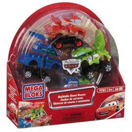 Mega Bloks - Set Street Racers