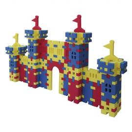 Castel gigant de construit