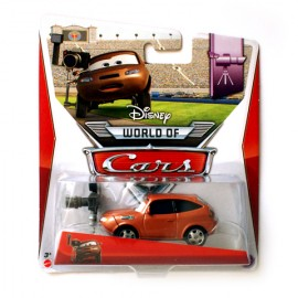 Cora Copper - Disney Cars 2