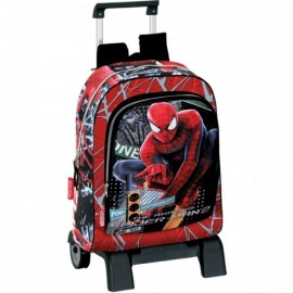 Troler Scoala Spiderman 2 Traffic Perona