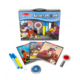 Set Decodorul De Secrete Melissa And Doug
