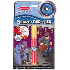 Decodorul de secrete Melissa and Doug