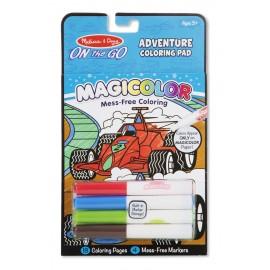 Carnetel de colorat Magicolor Jocuri si Aventuri