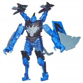 Robot Transformers Strafe Power Battlers
