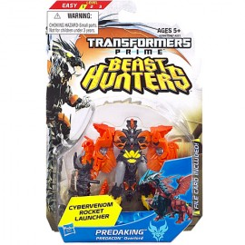 Robot Transformers Predaking Beast Hunters figurina Leader