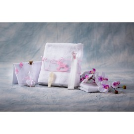 Trusou Botez Pink Horsy imagine