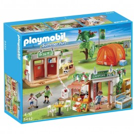 Camping Playmobil (PM5432)