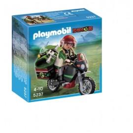 Explorator Cu Motocicleta