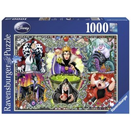 Puzzle disney vrajitoare 1000 piese