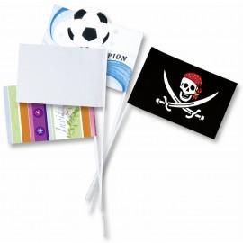 Steag alb A5