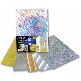 Carton holografic SS