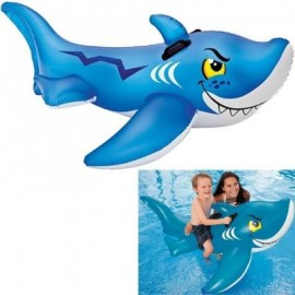 Rechin Friendly Shark gonflabil 154x104 cm - Intex