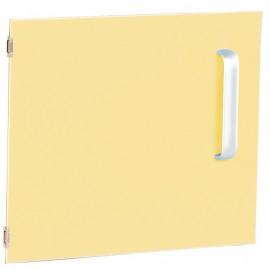 Usi pentru dulap M – galben – Flexi