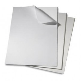 Carton alb mare 300g