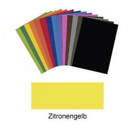 Carton colorat Galben 220g 10