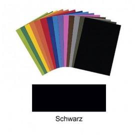 Carton colorat Negru 220g 10